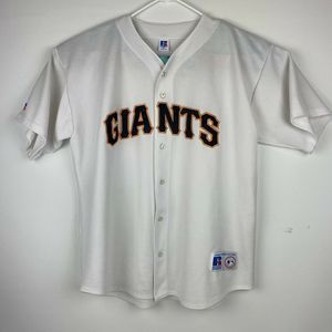 90's Russell Athletic San Francisco Giants Jersey